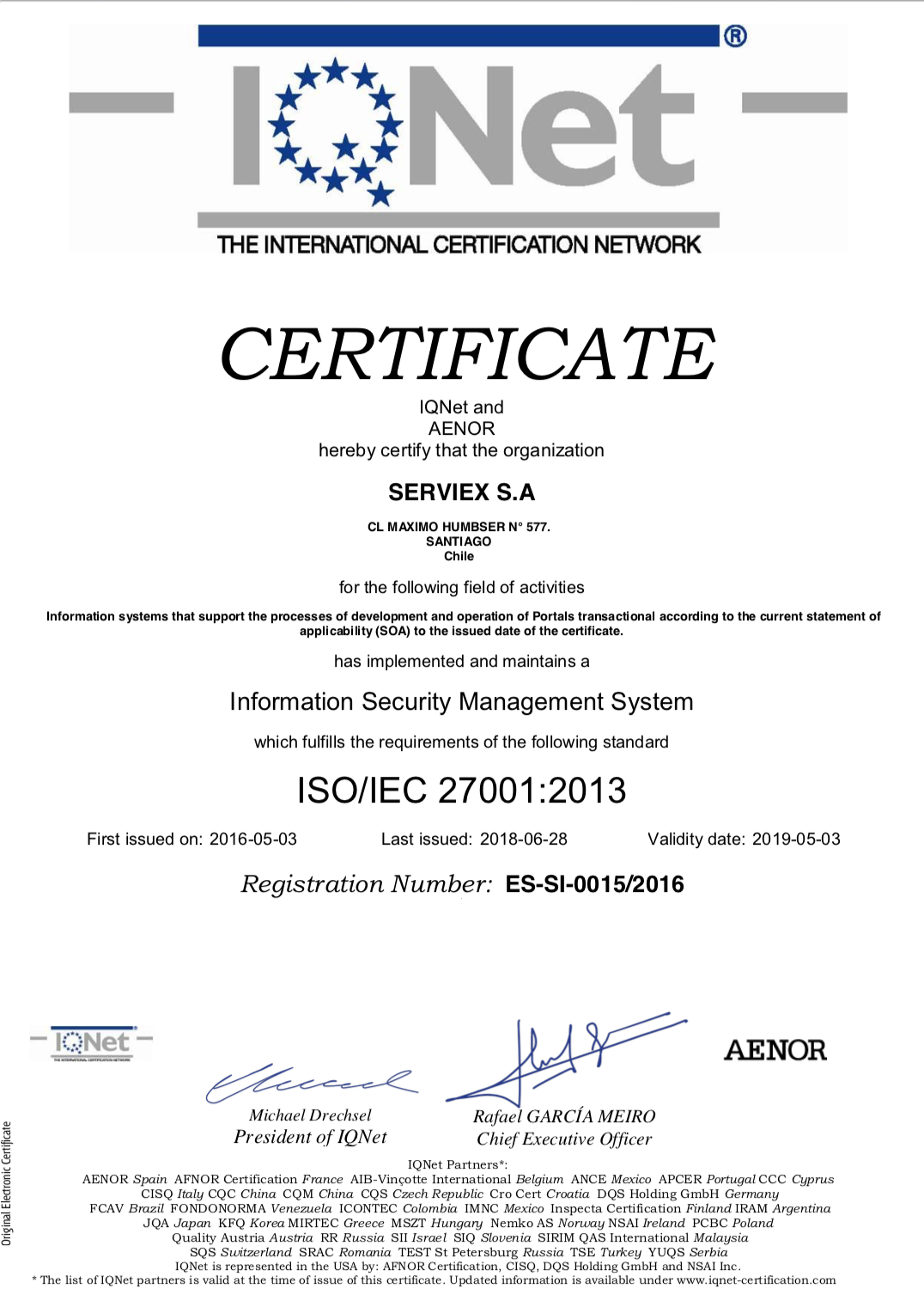 ISO27001-2018